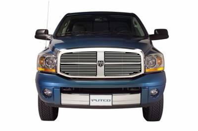 Putco - Dodge Ram Putco Boss Shadow Billet Grille - 79156