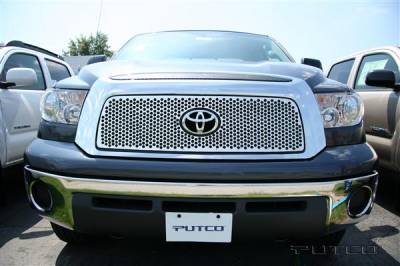 Putco - Toyota Tundra Putco Punch Stainless Steel Grille - 84192