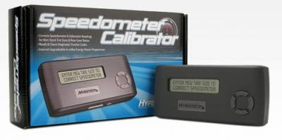 Hypertech - Chevrolet Silverado Hypertech Speedometer Calibrator
