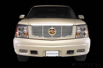 Putco - Cadillac Escalade Putco Liquid Grille - 91115