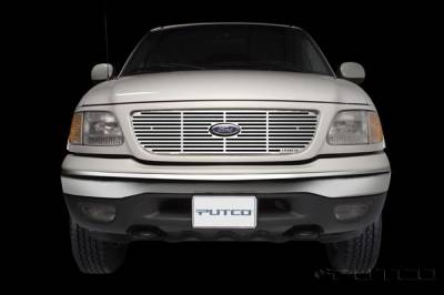 Putco - Ford F150 Putco Liquid Grille - 91130