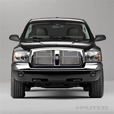 Putco - Dodge Dakota Putco Liquid Grille - 91136