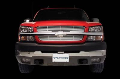 Putco - Chevrolet Colorado Putco Liquid Grille - 91148