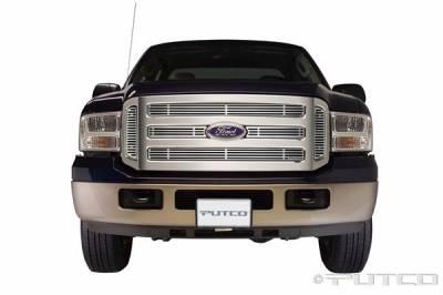 Putco - Ford F250 Superduty Putco Liquid Grille - 91155