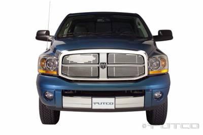 Putco - Dodge Ram Putco Liquid Grille Insert with Classic Logo - 94256