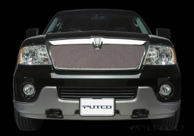 Putco - Lincoln Navigator Putco Liquid Mesh Grille - 99117