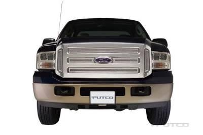 Putco - Ford F250 Superduty Putco Liquid Mesh Grille - 99155