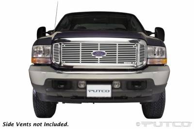Putco - Ford F350 Superduty Putco Liquid Boss Grille - 302105