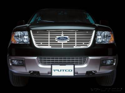 Putco - Ford Expedition Putco Liquid Boss Grille - 302135