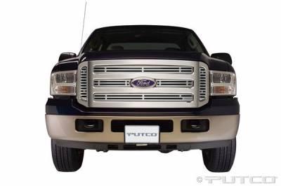 Putco - Ford F250 Superduty Putco Liquid Boss Grille - 302155