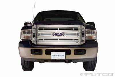 Putco - Ford F350 Superduty Putco Liquid Boss Grille - 302155