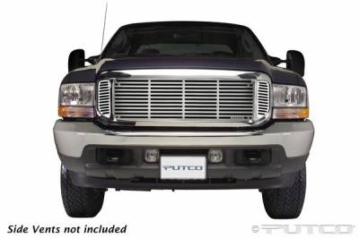 Putco - Ford F350 Superduty Putco Liquid Boss Grille - 302205