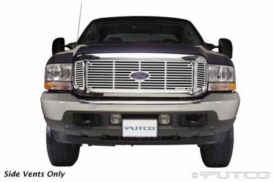Putco - Ford F350 Superduty Putco Liquid Boss Grille - 302405