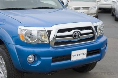 Putco - Toyota Tacoma Putco Chrome Trim Grille Covers - 400521
