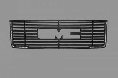 Putco - Chrysler 300 Putco DayLiner Liquid Grille - 280550B