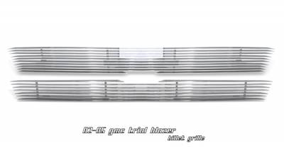 OptionRacing - Chevrolet Trail Blazer Option Racing Billet Grille - 63-15104