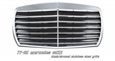 OptionRacing - Mercedes-Benz E Class Option Racing Sport Grille - 64-32152
