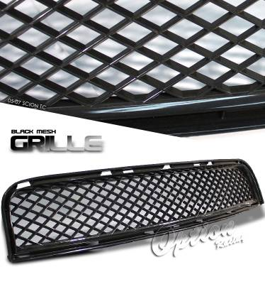 OptionRacing - Scion tC Option Racing Mesh Sport Grille - 64-41187