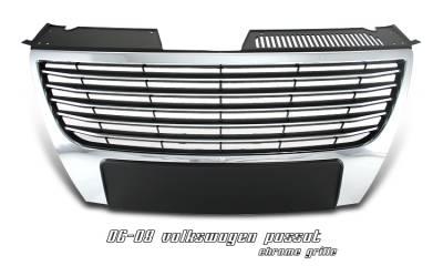 OptionRacing - Volkswagen Passat Option Racing Sport Grille - 64-45136