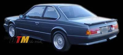 DTM Fiberwerkz - BMW 6 Series DTM Fiberwerkz ACS Style Rear Bumper - E24ACSREAR