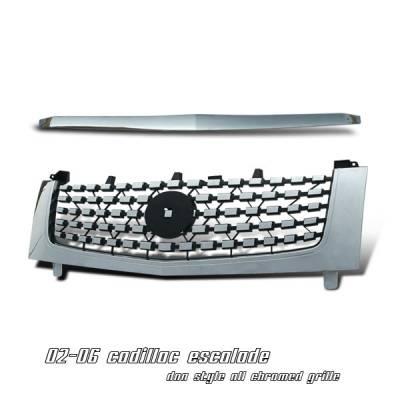 OptionRacing - Cadillac Escalade Option Racing DNA Grille - 65-14102