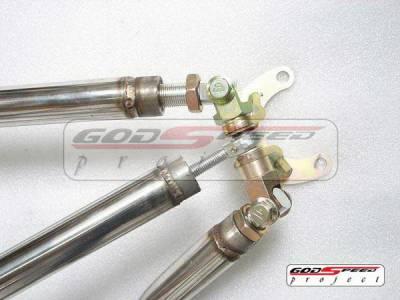 Godspeed - Acura Integra GS 2DR Godspeed Cross Bar - XB-001