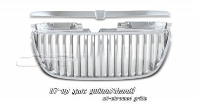 OptionRacing - GMC Yukon Option Racing Billet Grille - 65-19202
