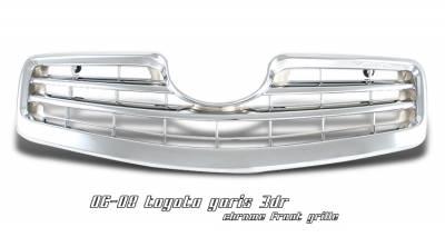 OptionRacing - Toyota Yaris Option Racing Billet Grille - 65-44220