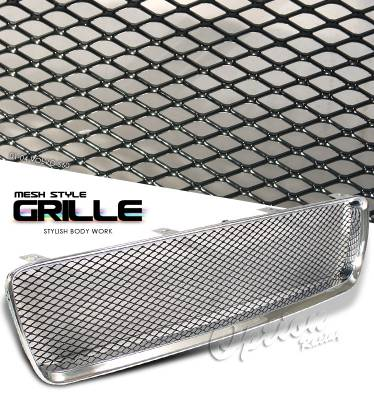 OptionRacing - Volvo S60 Option Racing Mesh Grille - 65-46233