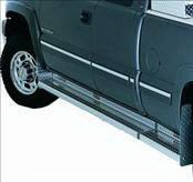 Deflecta-Shield - Chevrolet CK Truck Deflecta-Shield Challenger Diamond Brite Running Board