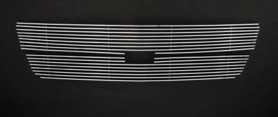 Pilot - Chevrolet Silverado Pilot Bolt-on Billet Grille - Set - BG-154