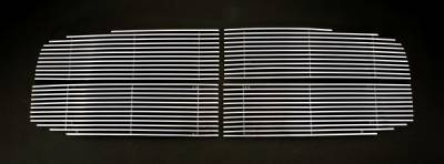 Pilot - Dodge Ram Pilot Bolt-On Billet Grille - Horizontal - Set - BG-356
