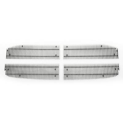Pilot - Dodge Ram Pilot Bolt-On Billet Grille - Vertical - Set - BG-357