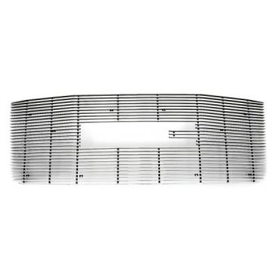 Pilot - GMC Sierra Pilot Bolt-On Billet Grille - Horizontal - 1PC - BG-459