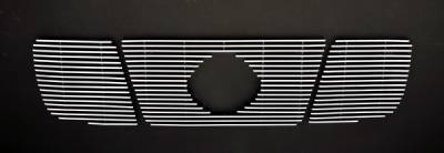 Pilot - Nissan Titan Pilot Bolt-On Billet Grille - 3PC - Set - BG-651