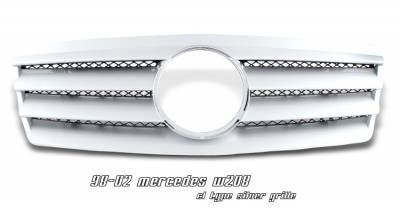 OptionRacing - Mercedes-Benz CLK Option Racing CL Type Sport Grille