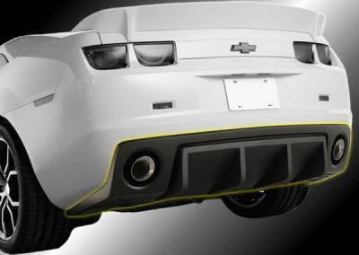 Innovatative Vehicle Solutions - Chevrolet Camaro IVS Havoc Rear Diffuser - 9006-1006-01