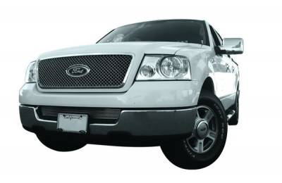 Pilot - Ford F150 Pilot Chrome ABS Mesh Grille - 1PC - MGP-202