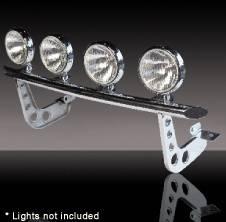 Pilot - Ford F150 Pilot Black Light Bar - 1PC - NL-302B