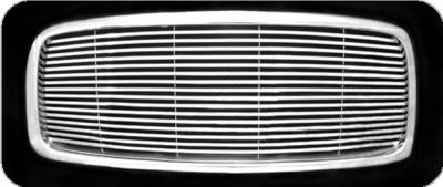 Pilot - Dodge Ram Pilot Performance Grille - Billet Style - 1PC - PFG-3103