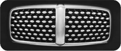 Pilot - Dodge Ram Pilot Performance Grille - Machine Style - 1PC - PFG-3302