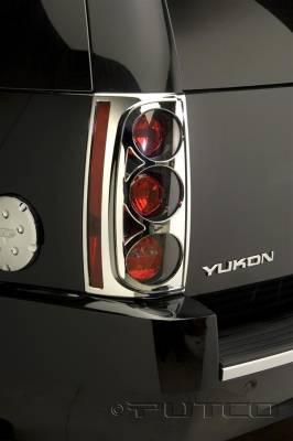 Putco - GMC Yukon Putco Taillight Covers - 400828