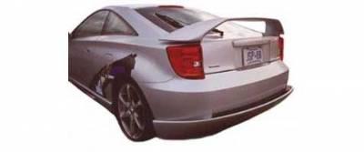 JSP - Toyota Celica JSP Rave Rear Bumper Lip - R1911