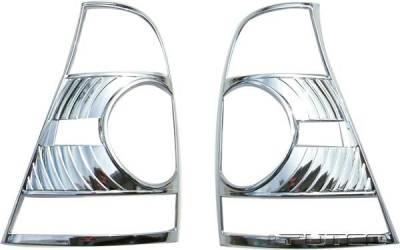 Putco - Toyota 4Runner Putco Taillight Covers - 400844