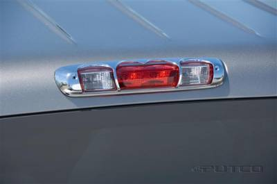 Putco - Hummer H3T Putco Third Brake Light Cover - 400891