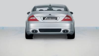 Lorinser - W219 Rear Apron