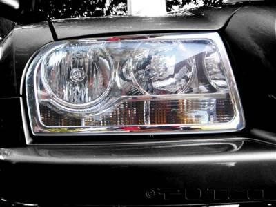 Putco - Chrysler 300 Putco Headlight Covers - 401231