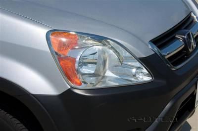 Putco - Honda CRV Putco Headlight Covers - 401233