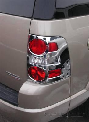 Putco - Ford Explorer Putco Taillight Covers - 401268