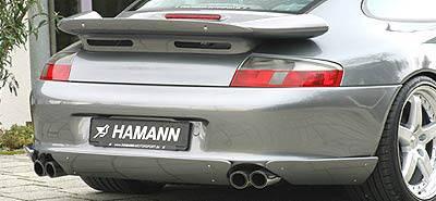 Hamann - Rear Diffusors